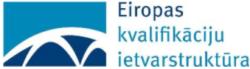 Eiropas kvalifikāciju ietvarstruktūras logo