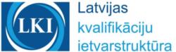Latvijas kvalifikāciju ietvarstruktūras logo