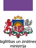Izglītības un zinātnes ministrijas logo